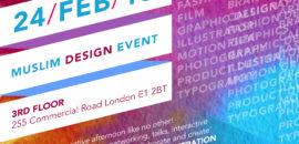 Muslim Design Event